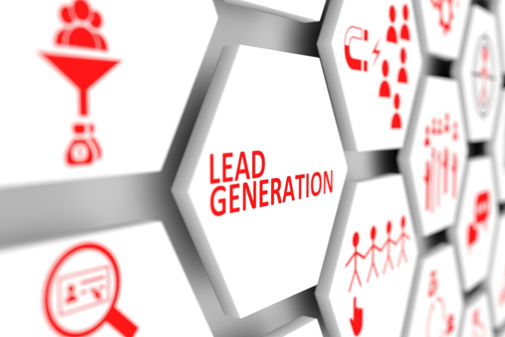 Here are four ways to optimise your business' lead generation and qualification